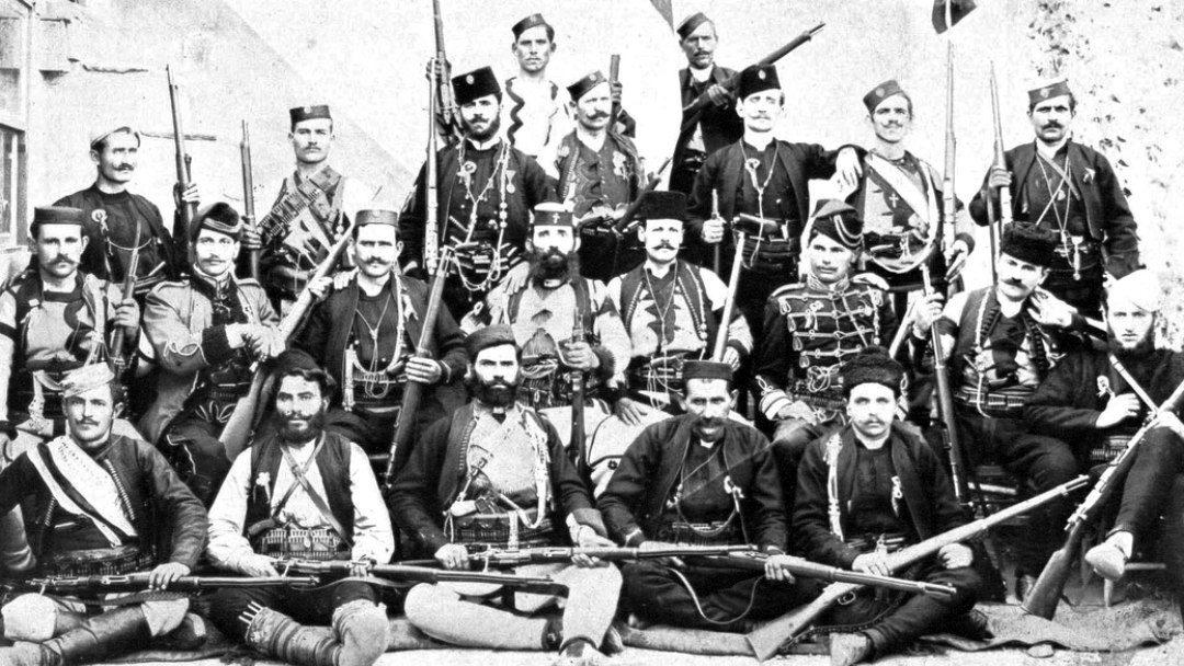 ЈОВАН БАБУНСКИ ЈУНАК СТАРЕ СРБИЈЕ И МАКЕДОНИЈЕ