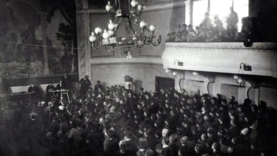 ЈАВНА РАСПРАВА И ЗНАЧАЈ ОСЛОБОЂЕЊА СРЕМА, БАЧКЕ, БАРАЊЕ И БАНАТА 1918.